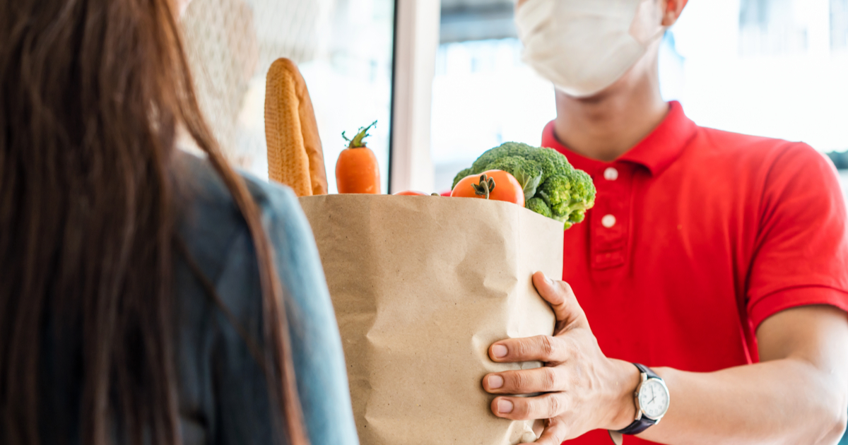 Get Up to 30 Off Your Groceries with Instacart and Apple Pay