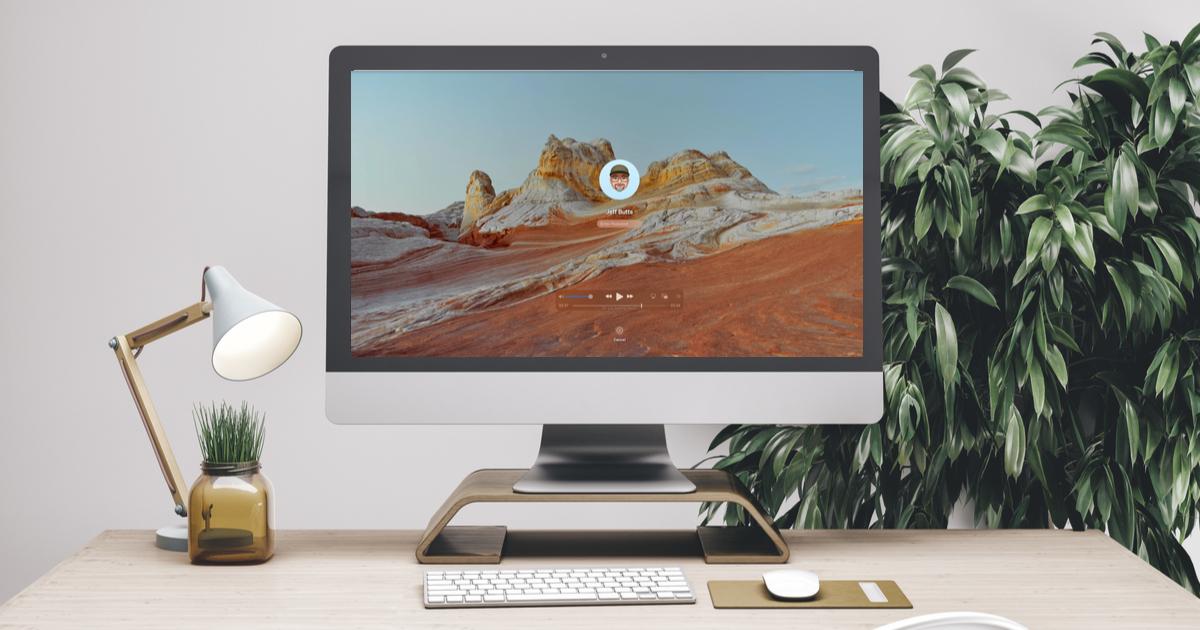 MacOS Monterey Adds Memoji to Mac Lock Screen