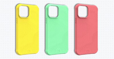 UAG dot cases for iPhone 13