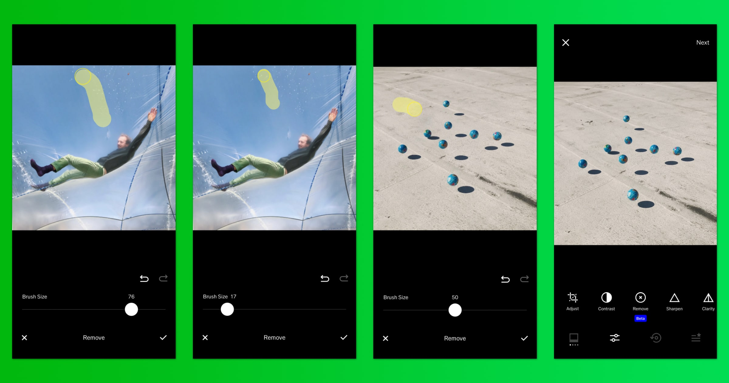 VSCO Introduces a Healing Tool for Members Called 'Remove'
