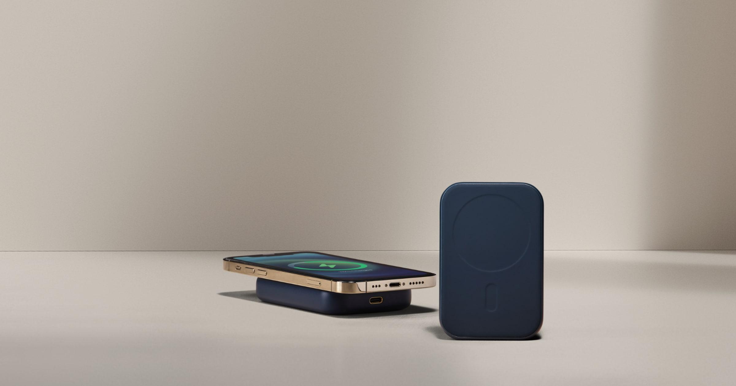 Velox Wireless Charging Power Bank