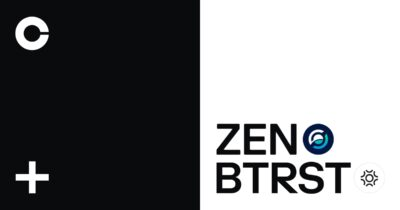 ZEN and BTRST on coinbase pro