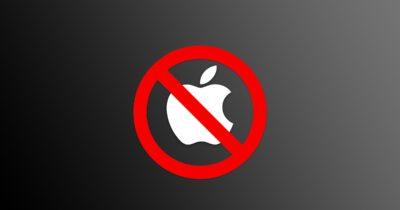 ban apple