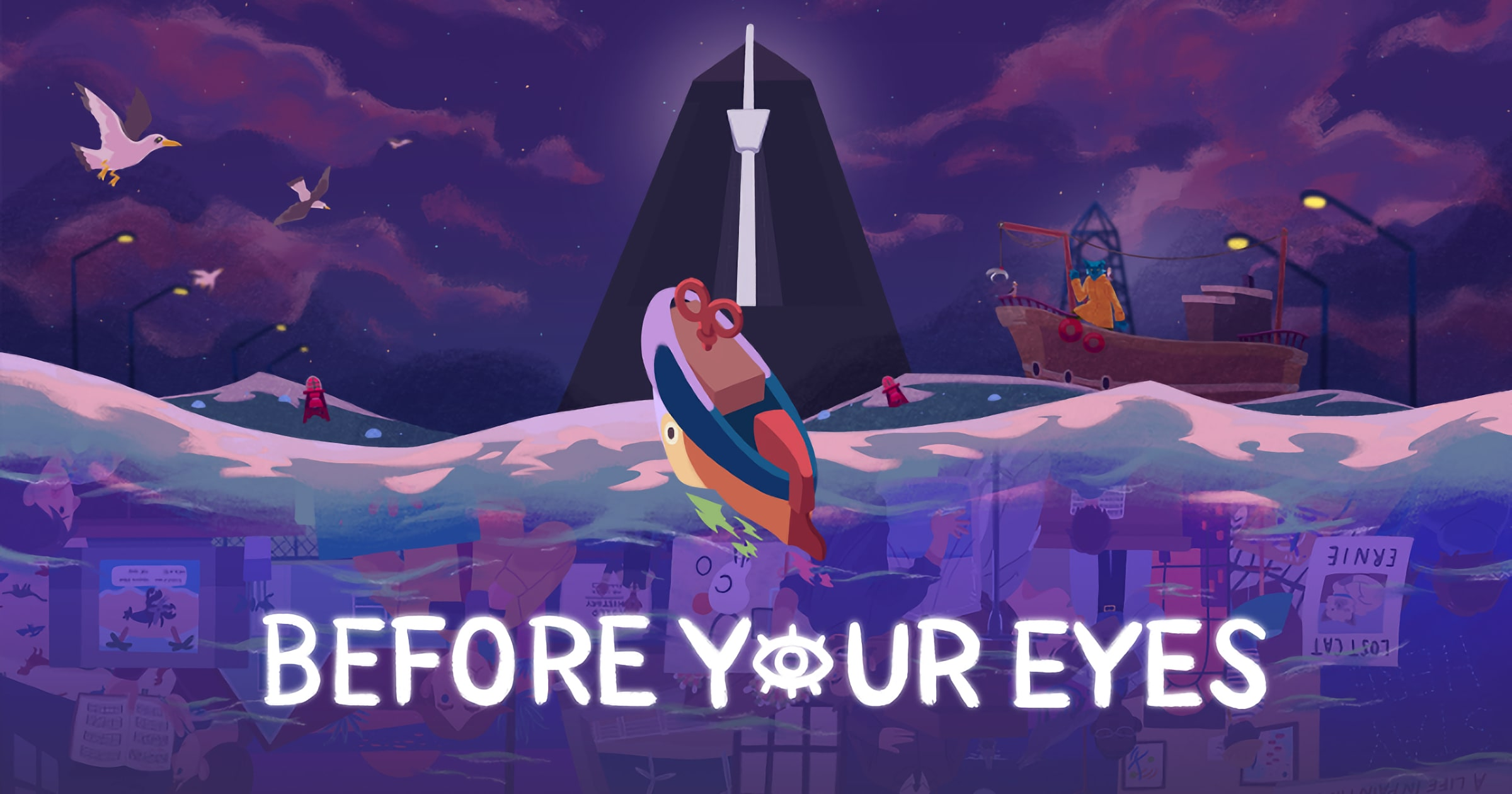 'Before Your Eyes' From GoodByeWorld Games Comes to Mac
