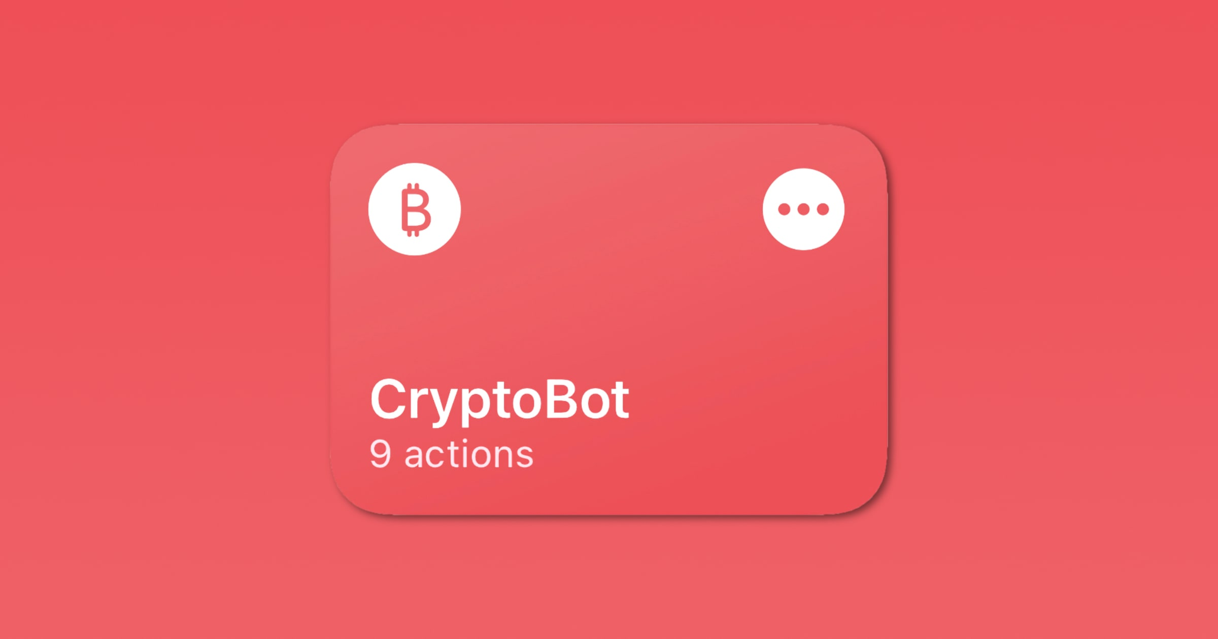 Let The 'CryptoBot' Shortcut Decide Which Cryptocurrency You Should Buy