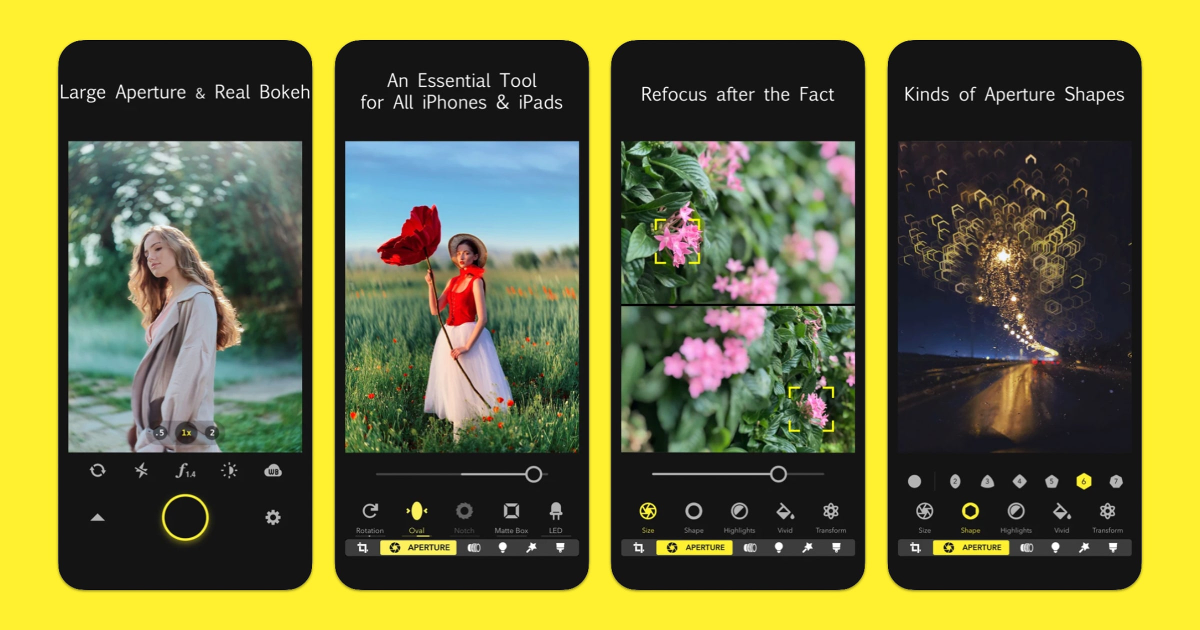 'Focos' Update Introduces New AI Engine to Add Bokeh to Photos