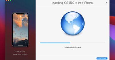 imazing iOS 15 support