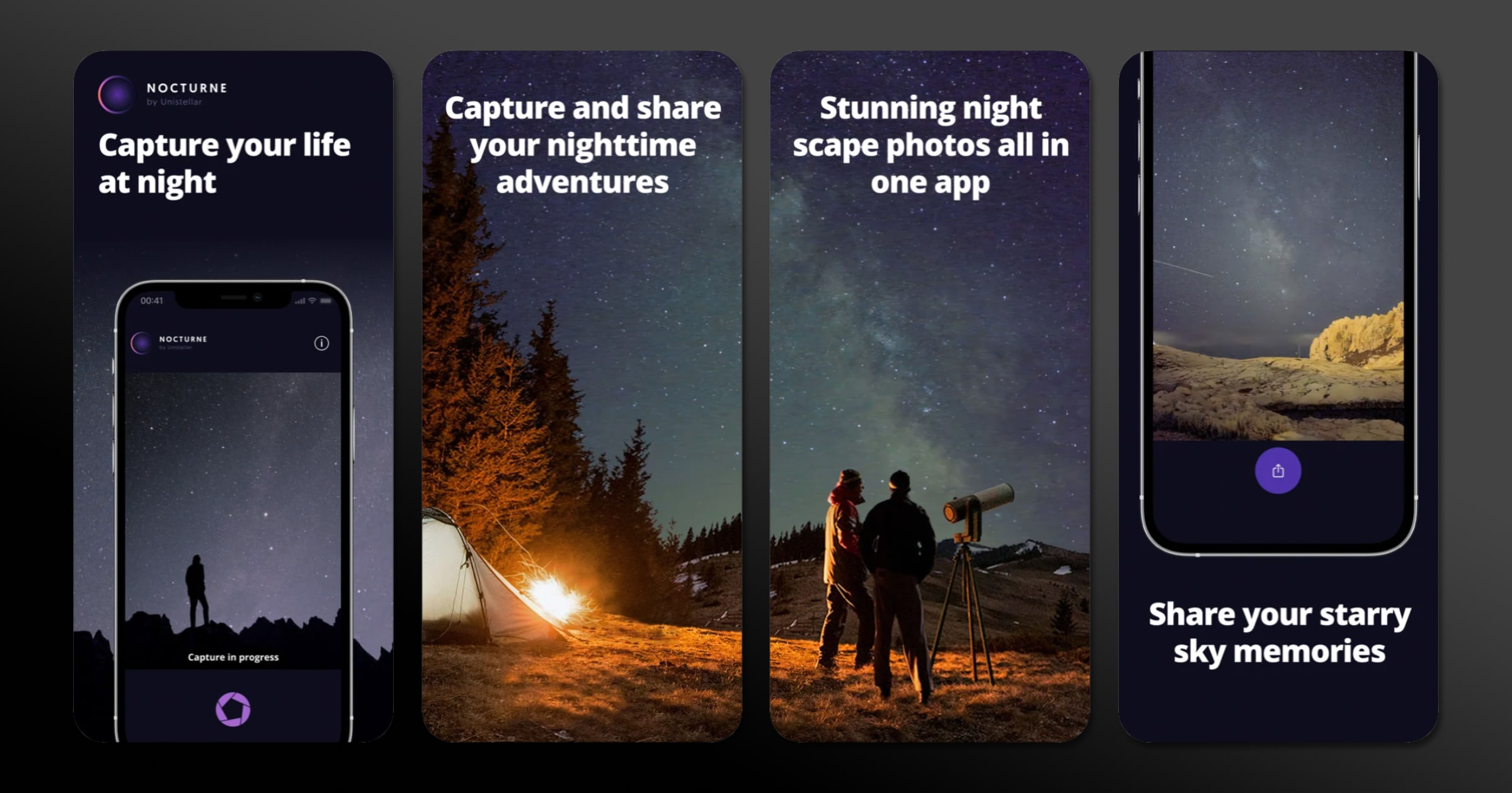 New App 'Nocturne' Promises to Help Enhance Your iPhone Astrophotography