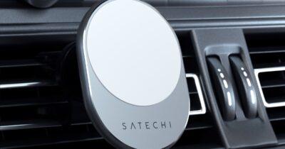 satechi magsafe car charger
