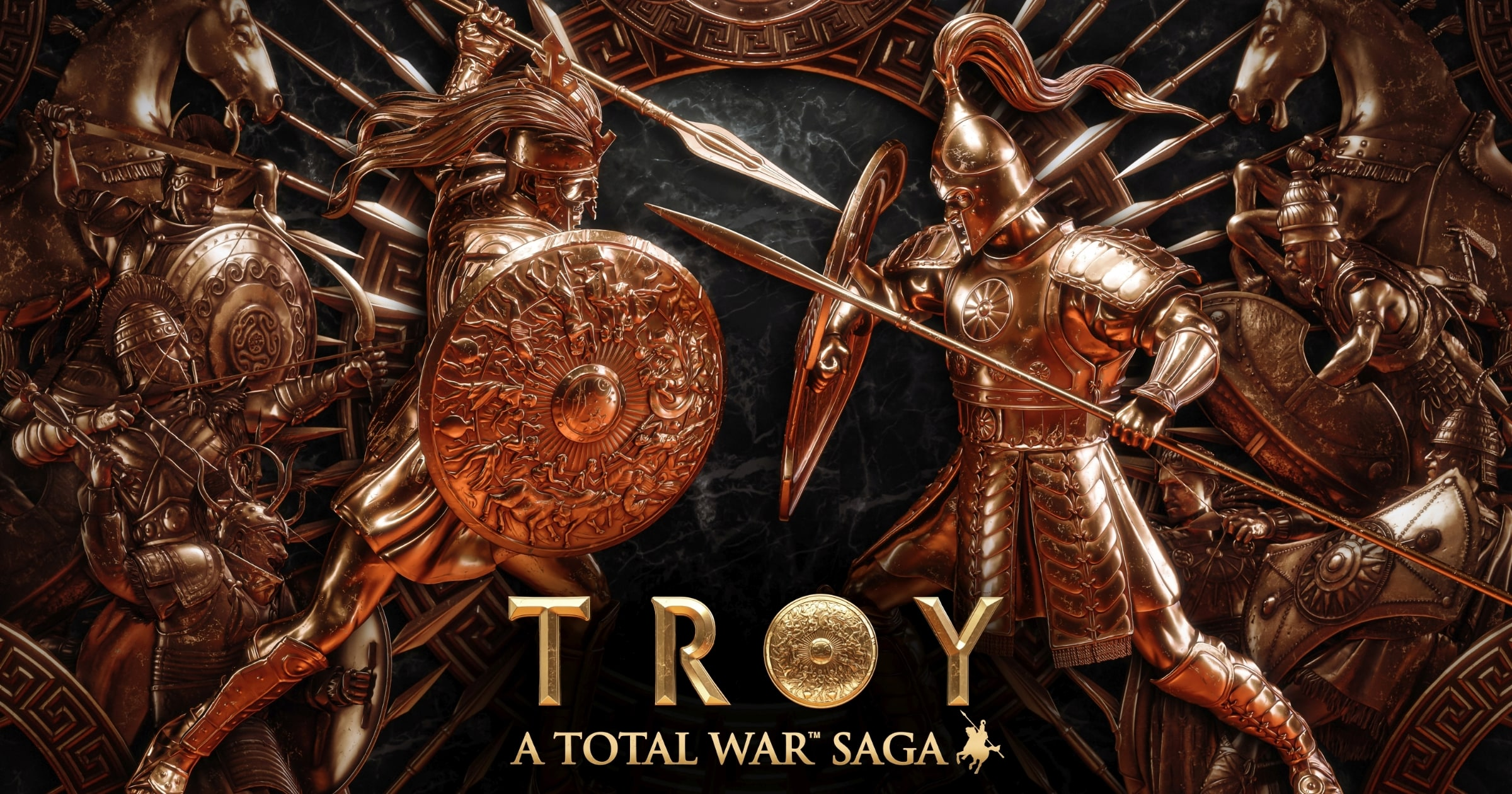 'A Total War Saga: TROY'  and MYTHOS Expansion Pack out for Mac