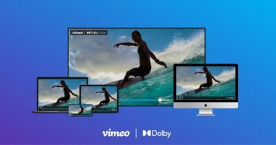 vimeo supports dolby vision
