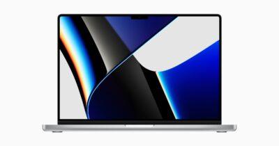 2021 MacBook Pro display