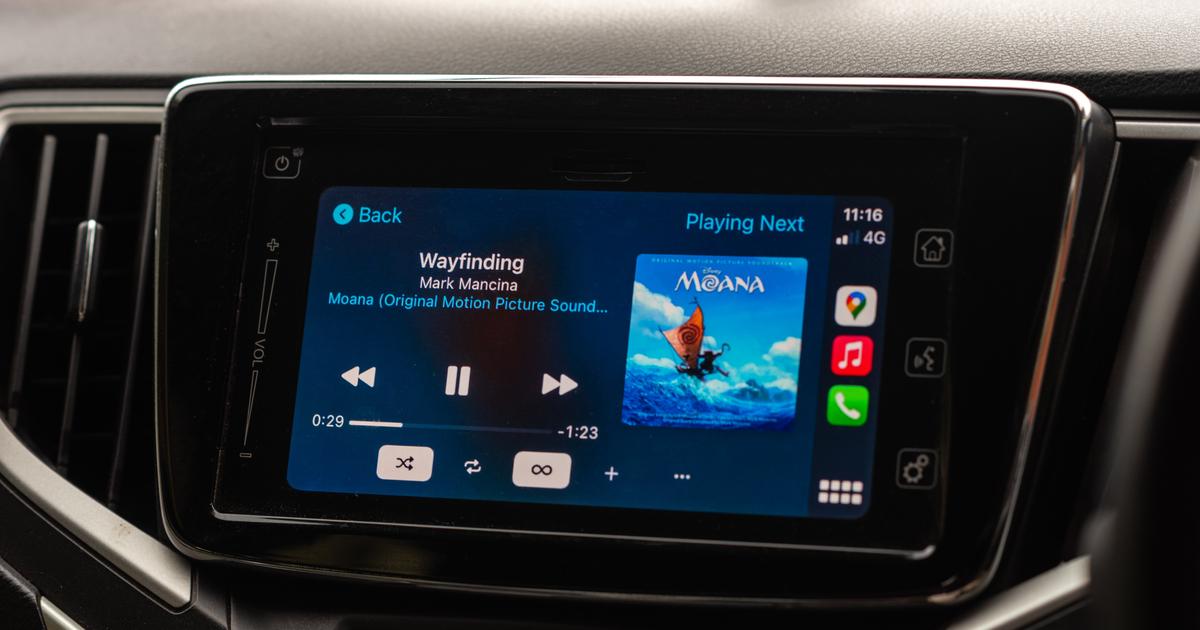 Apple Seeks Deeper Automobile Integration with CarPlay