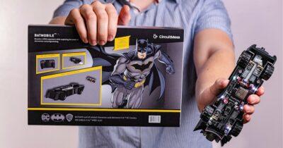 CircuitMess Batmobile Hero Image