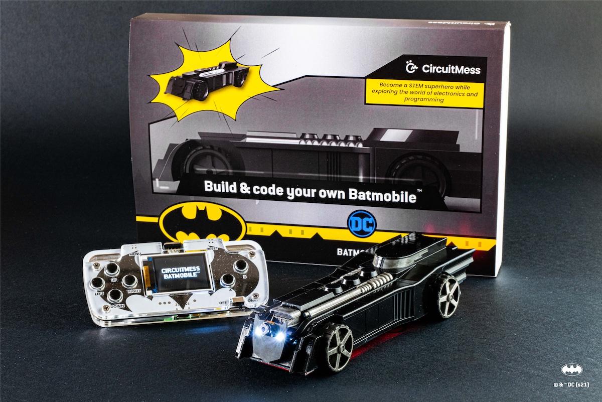 CircuitMess Batmobile Kit
