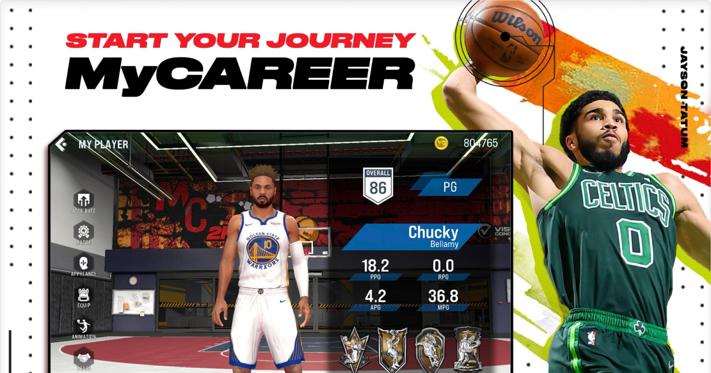 'NBA 2K22 Arcade Edition' Now Available to Play on Apple Arcade