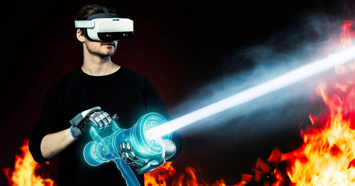 SenseGlove VR Gloves Firehose