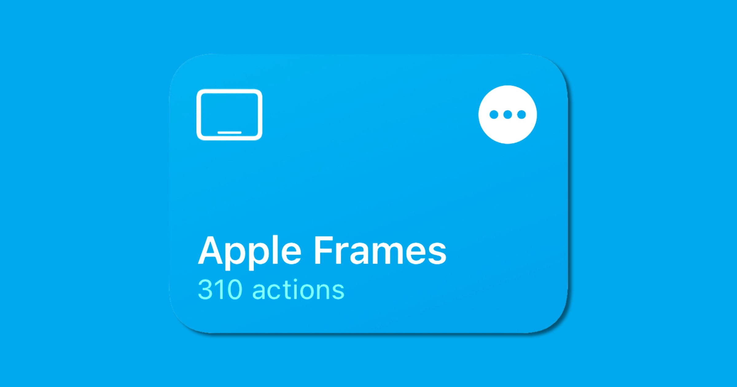 Spice Up Your Screenshots With New 'Apple Frames 2.0' Shortcut