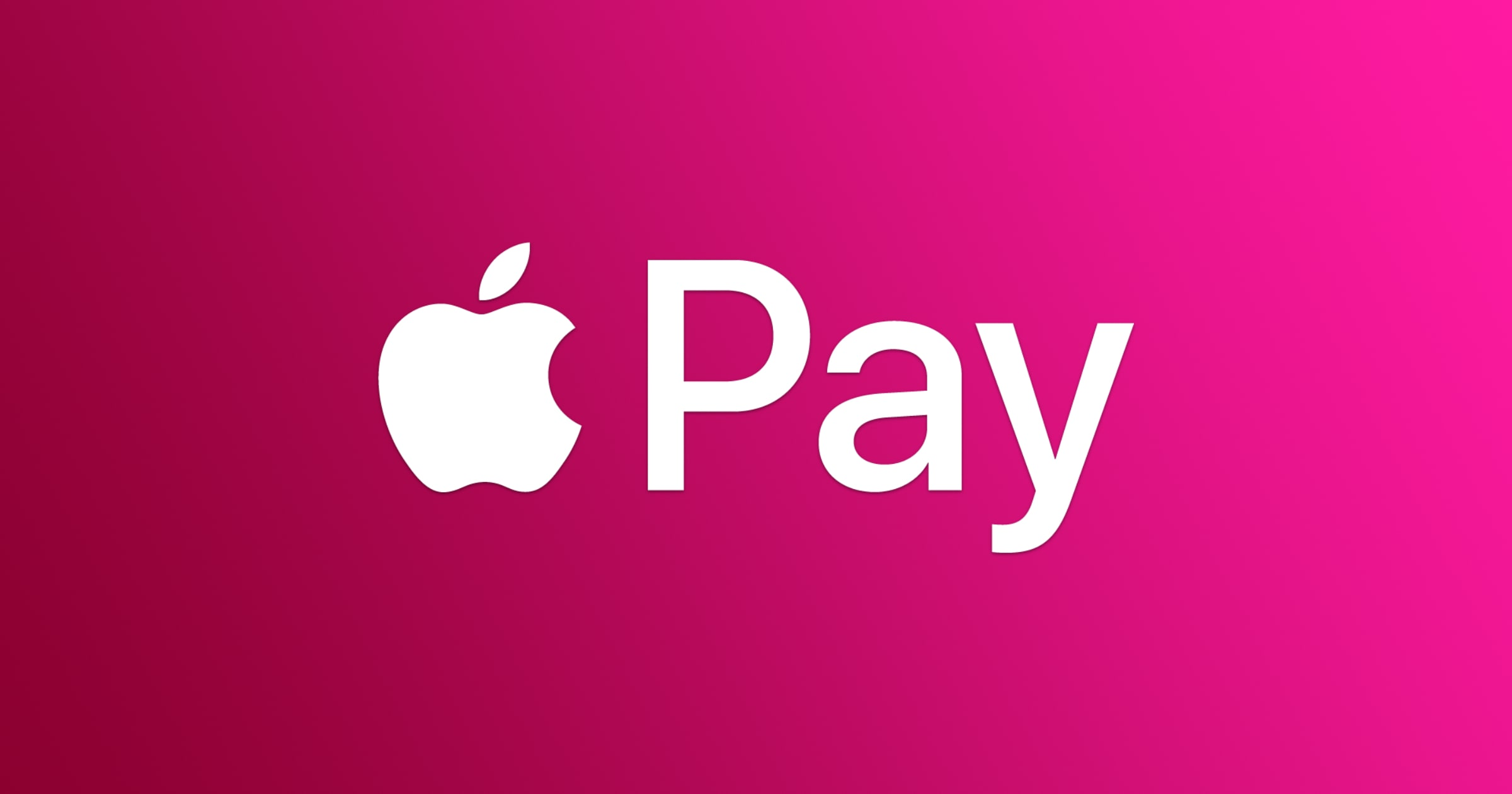 apple pay logo pink