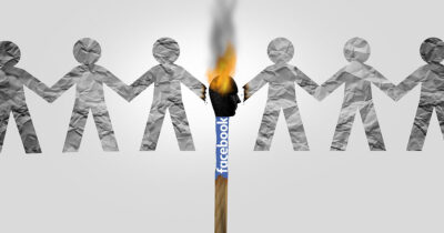 Facebook, stoking division for profit