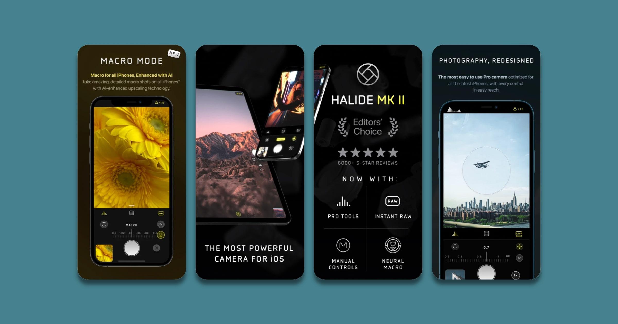'Halide' Camera Update Brings Macro Photography to More iPhones