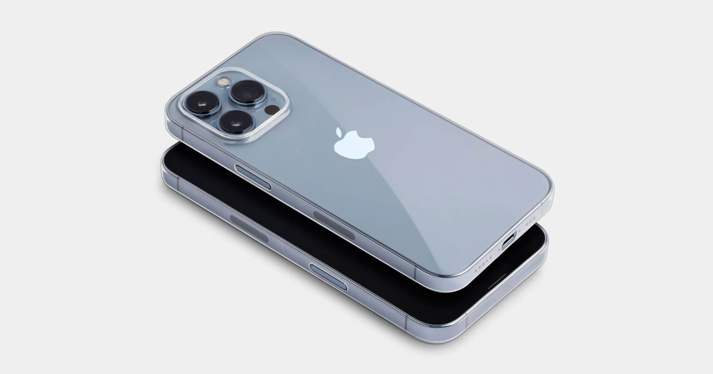 totalle clear hard case
