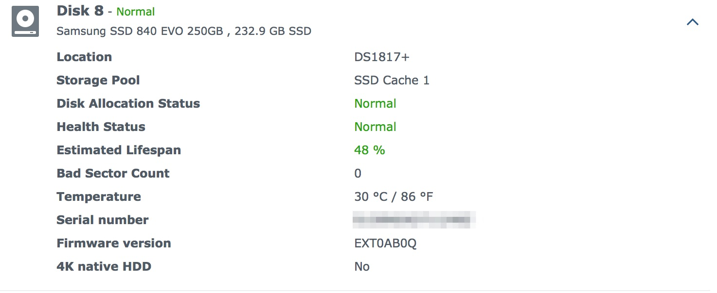 My Synology DiskStation's SSD Cache has Crashed – NAS Q&A – Synology